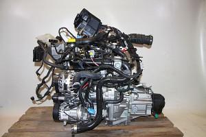 Motor 1,5dCi K9K